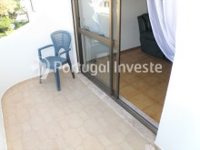 Balcony, For sale 1+1 bedroom apartment, close to the beach, Albufeira downtown, Algarve - Portugal Investe%4/8