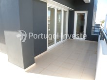 Balcony, For sale 1 bedroom apartment, new, condo in Albufeira, Algarve - Portugal Investe%4/12