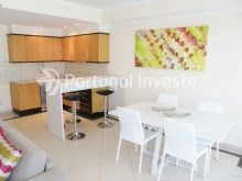 Living room, For sale 2 bedrooms apartment, garage and pool, Albufeira, Algarve - Portugal Investe%4/12