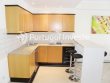 Kitchen, For sale 2 bedrooms apartment, garage and pool, Albufeira, Algarve - Portugal Investe%5/12