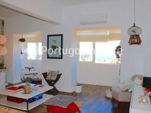 Living room, For sale 2 + 1 bedrooms apartment, river view, fully renewed, 15 minutes from Lisboa - Portugal Investe%2/20