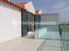 Attic terrace, For sale 4 bedrooms villa, new, 10 minutes away from Lisbon - Portugal Investe%12/30