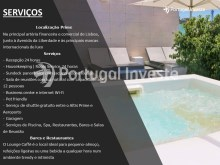 Luxury one-bedroom Apartments, in the heart of Lisbon. The perfect real estate investment for you with guaranteed income - Portugal Investe%37/37