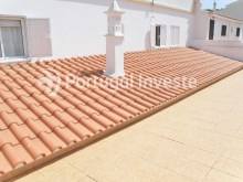Terrace, For sale 3 bedrooms Villa, nice areas and good leisure area, in Tunes, Algarve - Portugal Investe%3/20