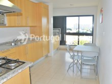 Kitchen, For sale 2 bedrooms apartment, nice areas, noble condo Parque da Corcovada, Albufeira - Portugal Investe%6/14