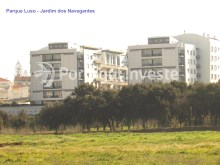 For sale 4 bedrooms apartment, parking and storage, in noble condo, 10 minutes away from Lisbon - Portugal Investe%31/33