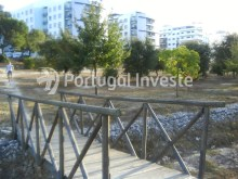 Leisure area, For sale 4 bedrooms apartment, parking and storage, in noble condo, 10 minutes away from Lisbon - Portugal Investe%32/33