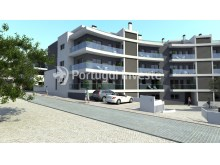 Façade, For sale 3 bedrooms apartment, new, box, Liberty Atrium Residence, 10 minutes from Lisbon downtown - Portugal Investe%15/17