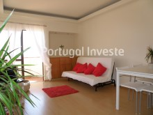 Living room, One bedroom apartment, Ocean View, Albufeira, Algarve - Portugal lnveste%3/12