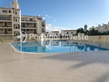 Condo pool - One bedroom apartment, Ocean View, Albufeira, Algarve - Portugal lnveste%12/12