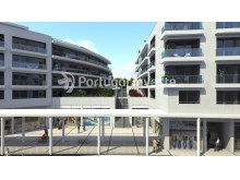 Commerce - For sale 3 bedrooms apartment, new, box, Liberty Atrium Residence, 10 minutes from Lisbon downtown - Portugal Investe%8/17