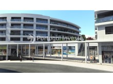 Main access to the enterprise - Apartment T3 novo in Almada - Portugal Investe%5/17