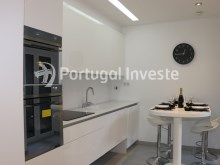 Kitchen, For sale 3 bedrooms apartment, new, box, Liberty Atrium Residence, 10 minutes from Lisbon downtown - Portugal Investe%9/21