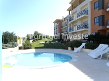 Pool - T1 apartment in luxury condominium, situated in Albufeira - Portugal Investe%3/12