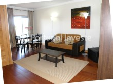 Living room - T1 apartment in luxury condominium, situated in Albufeira - Portugal Investe%8/12