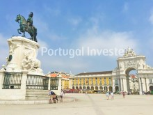 Luxury one-bedroom Apartments, in the heart of Lisbon. The perfect real estate investment for you with guaranteed income - Portugal Investe%34/37