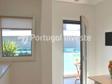 Kitchen, For sale 2 bedrooms apartment, garage box, Liberdade Atrium enterprise, 10 minutes away from Lisbon - Portugal Investe%8/26