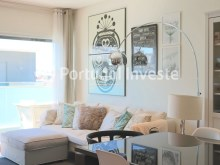 Living room, For sale 2 bedrooms apartment, garage box, Liberdade Atrium enterprise, 10 minutes away from Lisbon - Portugal Investe%2/26
