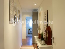 Hallway, For sale 2 bedrooms apartment, garage box, Liberdade Atrium enterprise, 10 minutes away from Lisbon - Portugal Investe%12/26