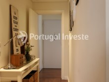 Hallway, For sale 2 bedrooms apartment, garage box, Liberdade Atrium enterprise, 10 minutes away from Lisbon - Portugal Investe%13/26
