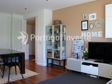Living room, For sale 2 bedrooms apartment, garage box, Liberdade Atrium enterprise, 10 minutes away from Lisbon - Portugal Investe%5/26
