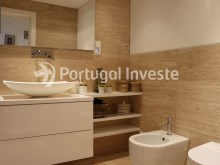 Bathroom, For sale 2 bedrooms apartment, garage box, Liberdade Atrium enterprise, 10 minutes away from Lisbon - Portugal Investe%22/26