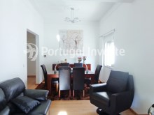 Living room, For sale 3 bedrooms villa, renewed, garage, 10 minutes from Lisbon, in Caparica - Portugal Investe%5/14