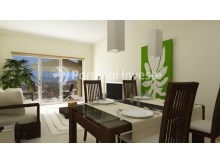 Living room - T1 apartment, luxury condo, in Albufeira, Algarve - Portugal Investe%4/8
