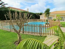 Villa V6 Quinta da Marinha: garden and swimming pool%23/26