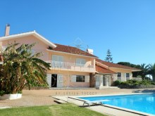 7 bedroom villa with swimming pool, Cascais: garden and swimming pool%2/28