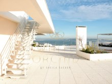4 bedroom penthouse with terrace of 300 m2 luxury condo, Oeiras%3/13