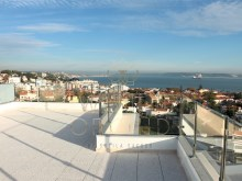 4 bedroom penthouse with terrace of 300 m2 luxury condo, Oeiras%4/13