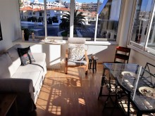 2 bedroom sea view condominium modern with swimming pool and tennis court, Cascais Guide%3/24