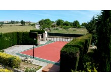 Luxury villa for sale in Santa Margalida 16 - The private tennis court.%16/66