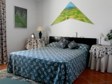 Luxury villa for sale in Santa Margalida 18 - The green bedroom.%18/66