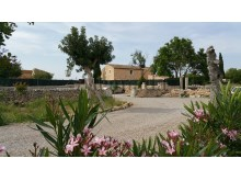 Luxury villa for sale in Santa Margalida 30 - House from the parking.%30/66