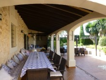 Luxury villa for sale in Santa Margalida 11 - Outside dining area.%11/66