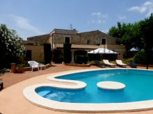 Luxury villa for sale in Santa Margalida 13%13/66