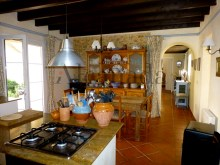 Luxury villa for sale in Santa Margalida 7 - Kitchen 1%7/66