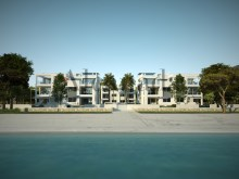 Fifteen seafront apartments high standart in Puerto de Alcudia_2%2/7