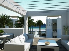 Fifteen seafront apartments high standart in Puerto de Alcudia_4%4/7