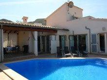 Villa with pool in Bonaire, Alcudia_swimming pool_01%1/16