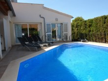 Villa with pool in Bonaire, Alcudia_13%12/16