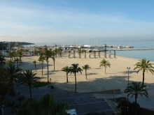 Frontline flat in front of Arenal Harbour%15/15