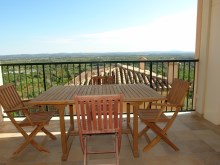Semi-detached house for sale in Buger_balcony with views_01%1/20