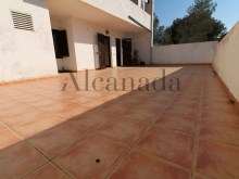 Flat close to the beach in Ca'n Picafort, Mallorca terrace _24%24/26