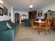 Flat close to the beach in Ca'n Picafort, Mallorca living room_06%5/26