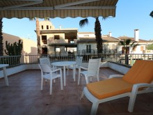 Flat close to the beach in Ca'n Picafort, Mallorca terrace _04%3/26