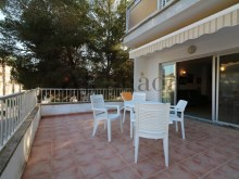 Flat close to the beach in Ca'n Picafort, Mallorca terrace _03%2/26