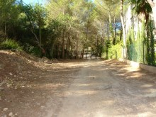 Urban plots in Calviá_access from the plot to Cala Vinyes beach_02%2/9